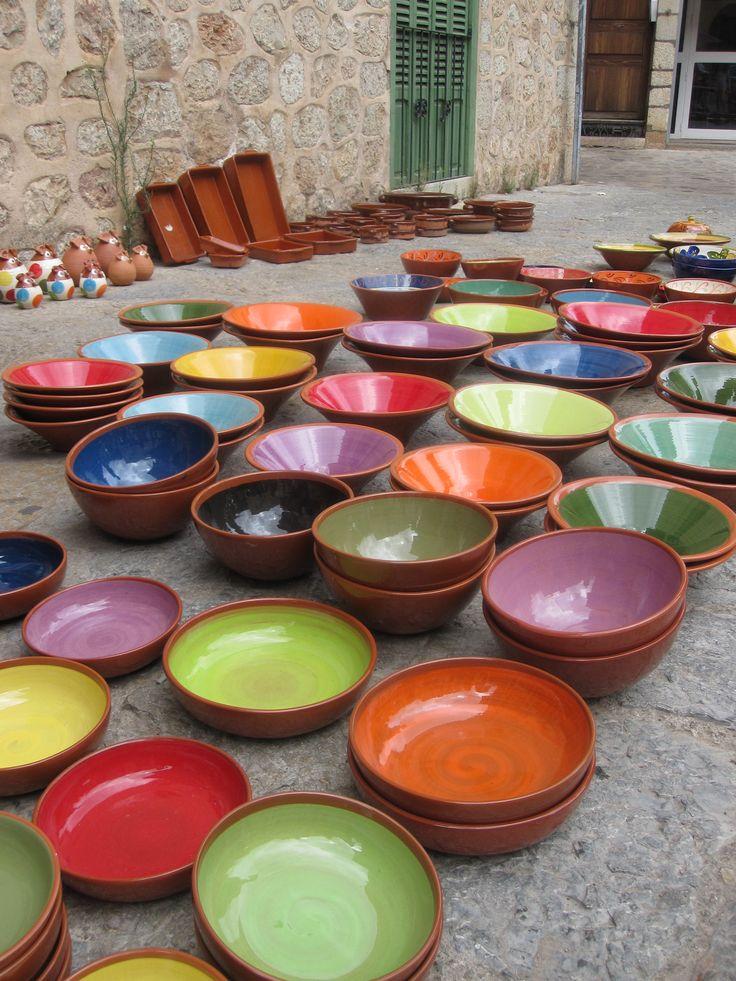 Soller Saturday Market - Island of Mallorca, Spain