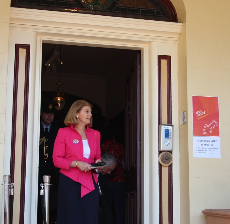 Governor of Queensland, Ms Penelope Wensley AC 2010