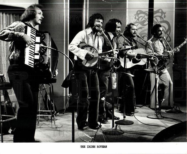 1990, irish rovers canadian irish folk 1963 | Historic Images