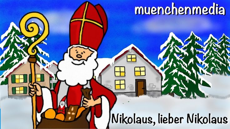 1000 images about nikolaus on pinterest postcards. Black Bedroom Furniture Sets. Home Design Ideas