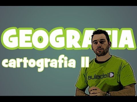 Geografia - Aula 3: Cartografia II (escala) - YouTube
