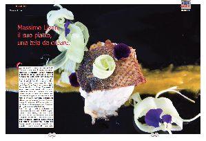 L'arte di Chef Livan, dell'Hotel Centurion Palace, su Golf&Gusto