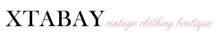 vintage clothing - yahoo!!