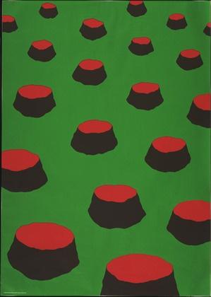 Niklaus Troxler. Dead Trees. 1992