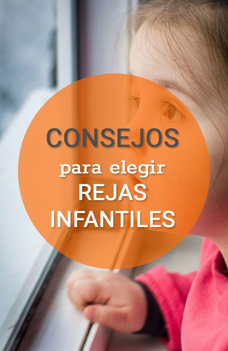 ¿Buscas rejas de seguridad infantiles? Te enseñamos qué reja para ventanas niños es más adecuada