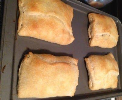 Deb's Tastefully Simple Recipes: Chicken Pockets