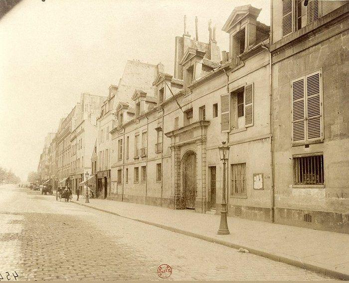 L'hôtel de Miramion, 47 quai de la Tournelle