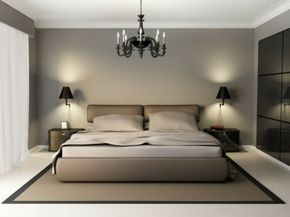 Chambre A Coucher Homme Chandelier Fer Forge