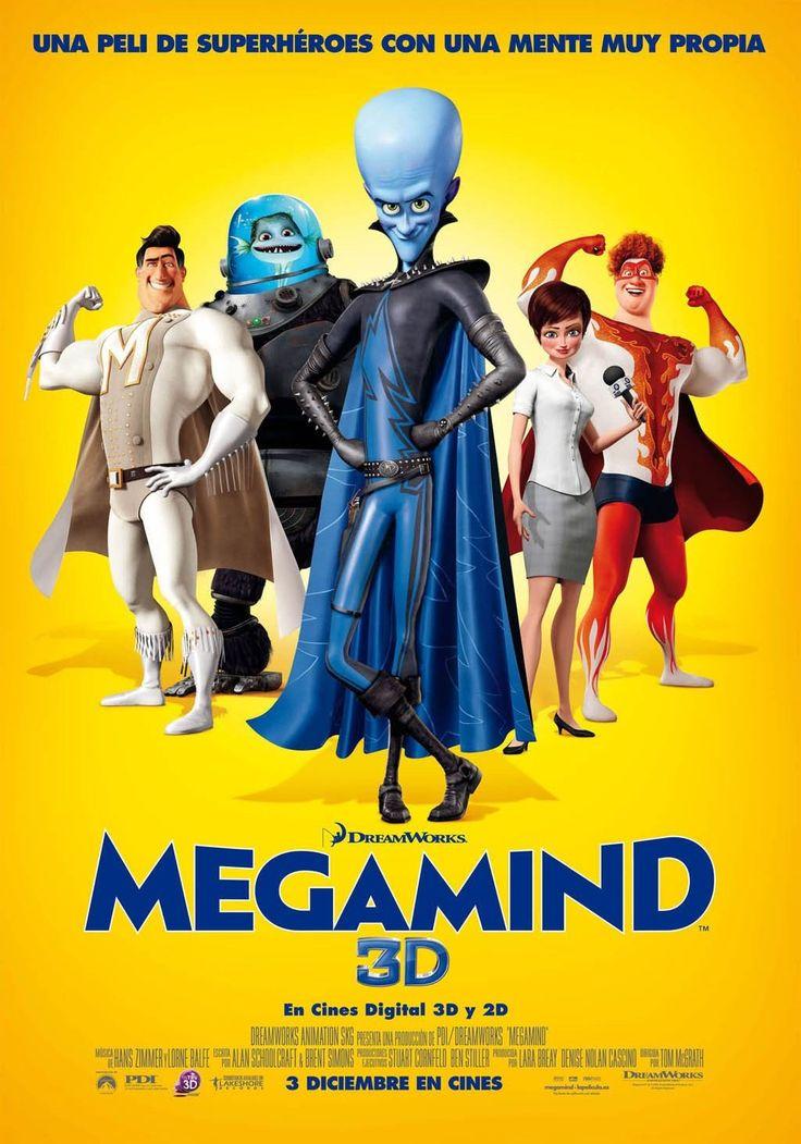 Megamind (2010) - Ver Películas Online Gratis - Ver Megamind Online Gratis #Megamind - http://mwfo.pro/1876110