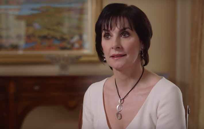 The artist's eighth album 'Dark Sky Island' will be released on Nov 20.  http://www.irishcentral.com/culture/entertainment/Irish-singer-Enya-breaks-her-silence-after-seven-years-VIDEOS.html
