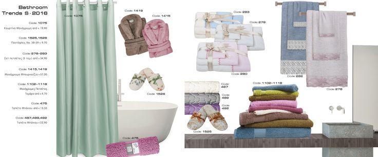 Das home Bathroom Trends .. Summer 16