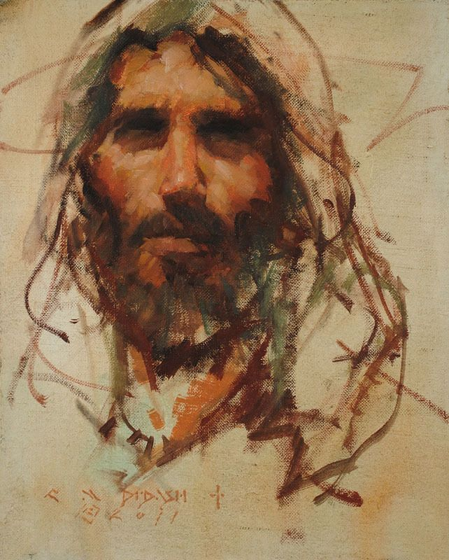 Jesus Painting                                                                                                                                                                                 More