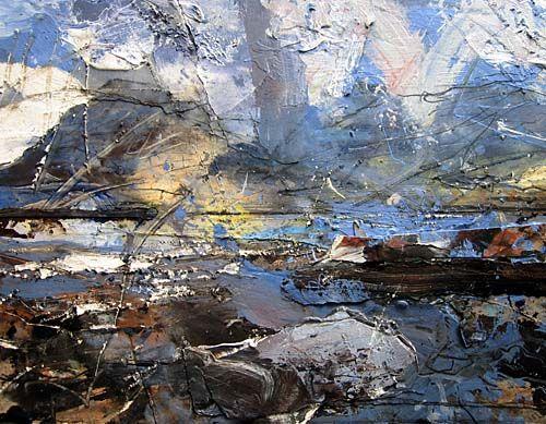 """Rain, Sun Passing. Meall Gorm"" (David Tress)"