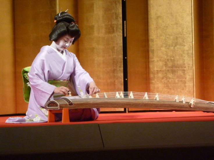 Koto (Japanese harp) | My Japanesque recommends