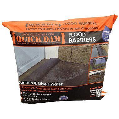 Quick Dam 10' Flood Barrier - Sam's Club
