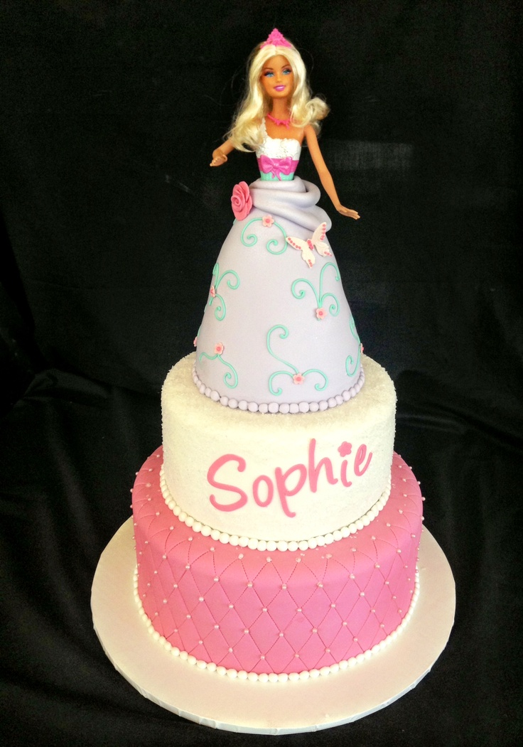 Barbie Birthday Cake , amazing