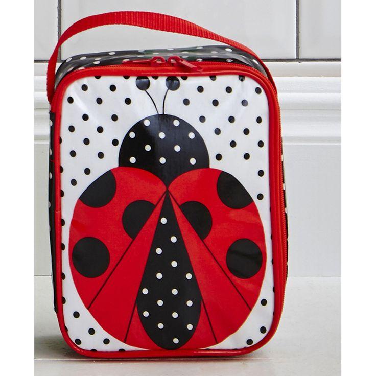 Ladybird Lunch Bag #quirky #ladybird