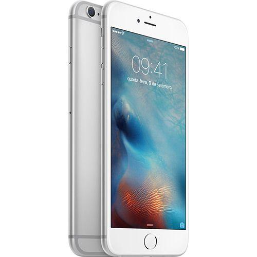 (Submarino) iPhone 6s Plus 16GB Prata Tela 5.5 ´ iOS 9 4G 12MP - Apple - de R$ 5199.44 por R$ 4299 (18% de desconto)