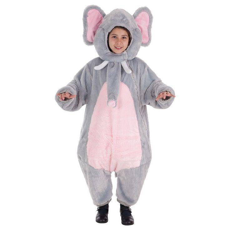 Disfraz Elefante Infantil (8-9 Años)