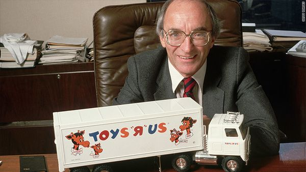 ToysRUs Founder Charles Lazarus Dies At Age 94