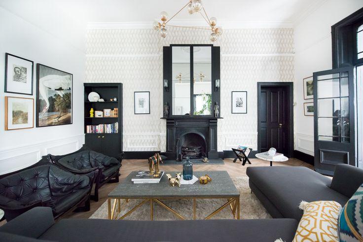 House Malherbe-Lan - Lounge Design