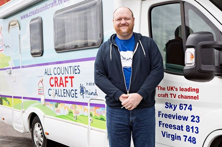John Bloodworth comes to West Cumbria on his All-Counties Craft Challenge tour http://www.cumbriacrack.com/wp-content/uploads/2017/01/all-counties-john.jpg For those regular watchers of Create & Craft TV, and for crafty types everywhere, John Bloodworth will be a familiar face http://www.cumbriacrack.com/2017/01/18/john-bloodworth-comes-west-cumbria-counties-craft-challenge-tour/