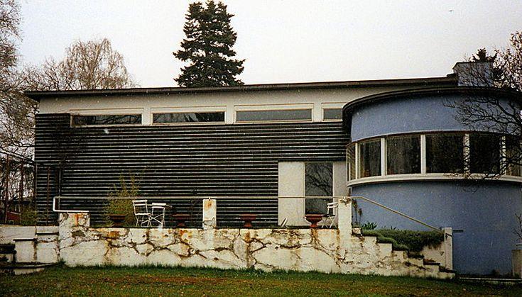 Villa Damman 1932 Oslo, Norway by Arne Korsmo