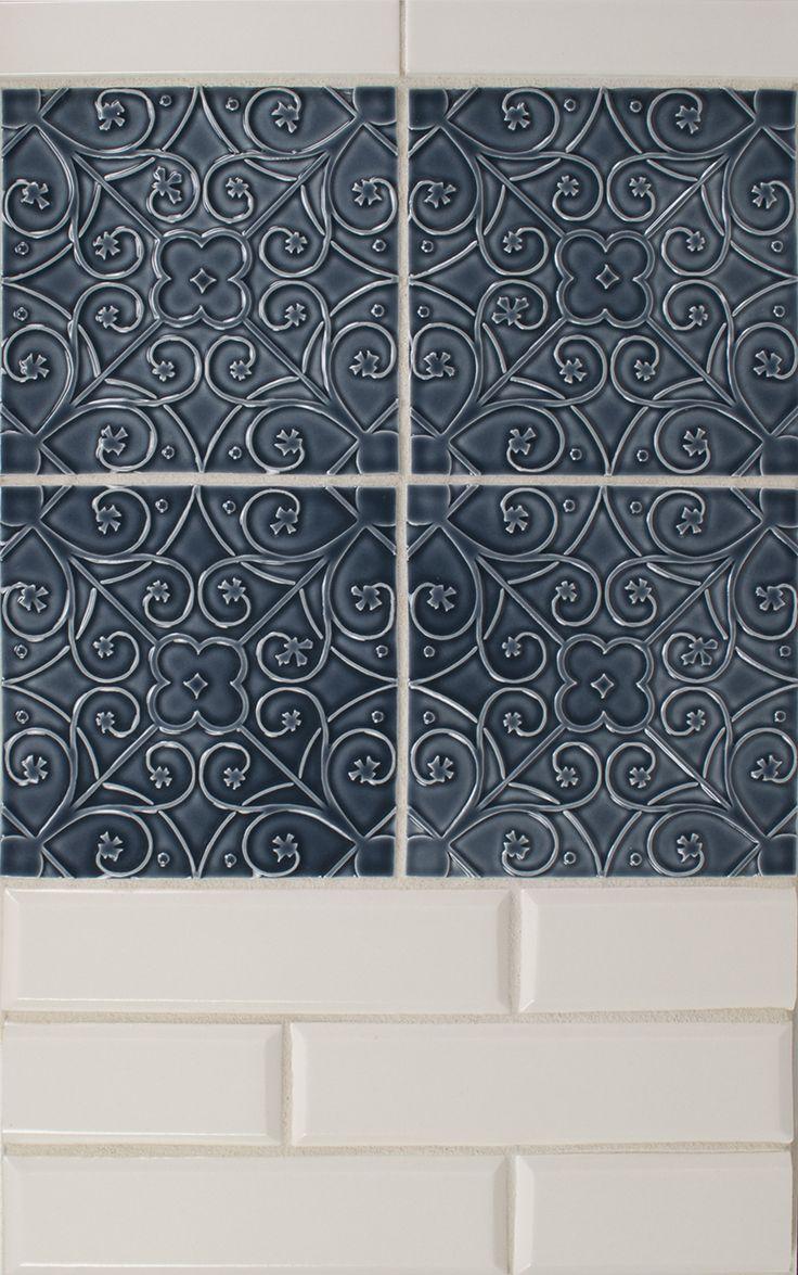 237 best Pratt & Larson Tile - Made in America images on Pinterest ...