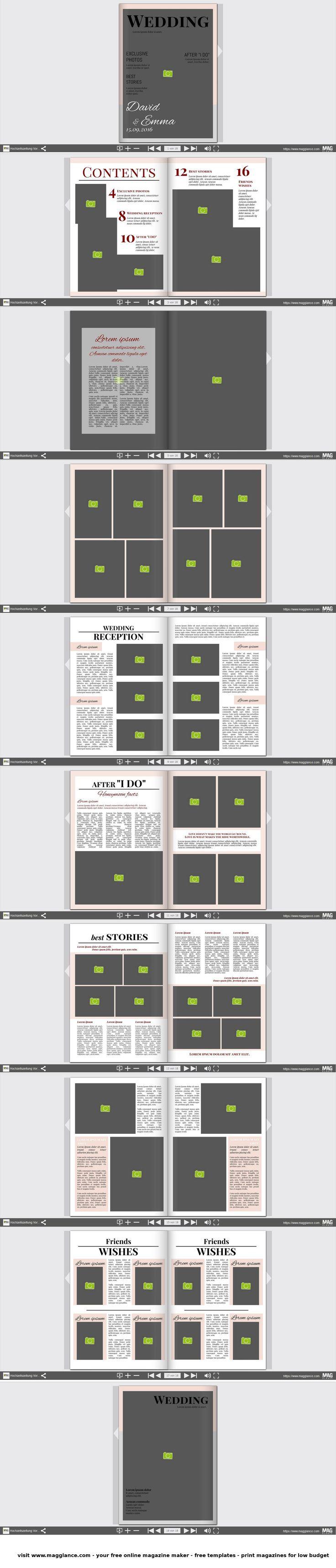 Die besten 25 Druck layout Ideen auf Pinterest