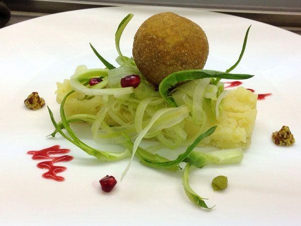 Insalata invernale di bufala - ricetta inserita da Massimiliano Sepe