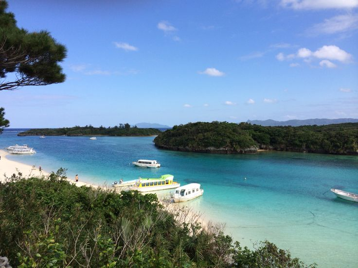 Kabira beach at ishigaki island,okinawa,JAPAN