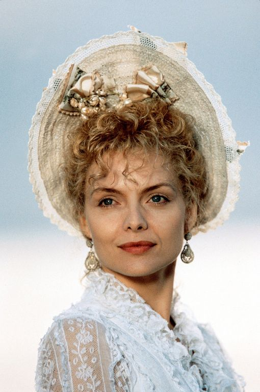 "Michelle Pfeiffer as Ellen, Countess Olenska, in Martin Scorcese's ""The Age of Innocence"", 1993"