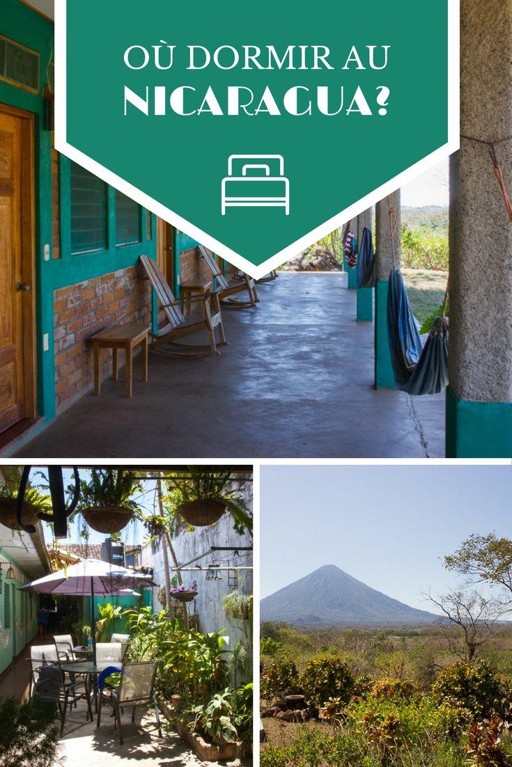 Comme plusieurs d'entre vous m'ont demandé des conseils sur où dormir au Nicaragua et quels hébergements choisir, je vous ai préparé la liste des hôtels, auberges, gîtes et auberges de jeunesse où Anne et moi avons dormi à Granada, Ometepe, San Juan del Sur, Managua, Big Corn Island, Little Corn Island et León. #Nicaragua #Granada #Ometepe #SanJuan #Managua #Voyage #Hébergement #Dormir #Hotel #Auberge #Gite