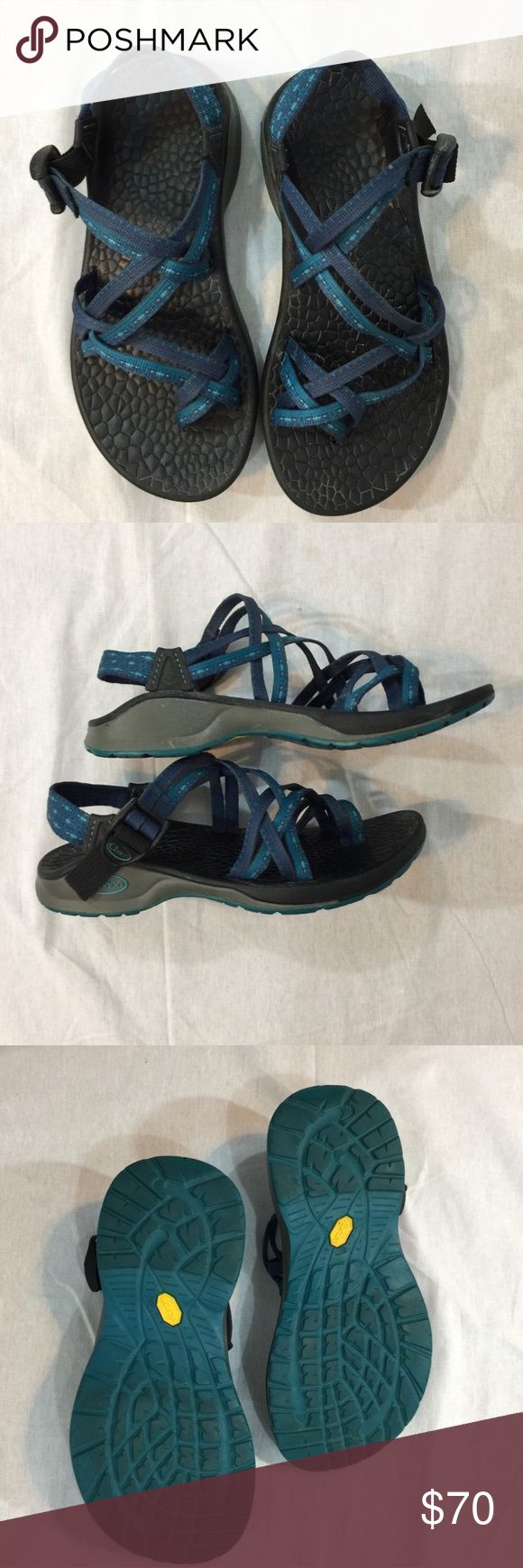 New light weight Chacos ✨ These are the Z/volv x2 so they are way lighter then reg chacos. I just ordered them online and tried to wear them on a hike and they are too big for me I need a 6.5! Chacos Shoes Sandals