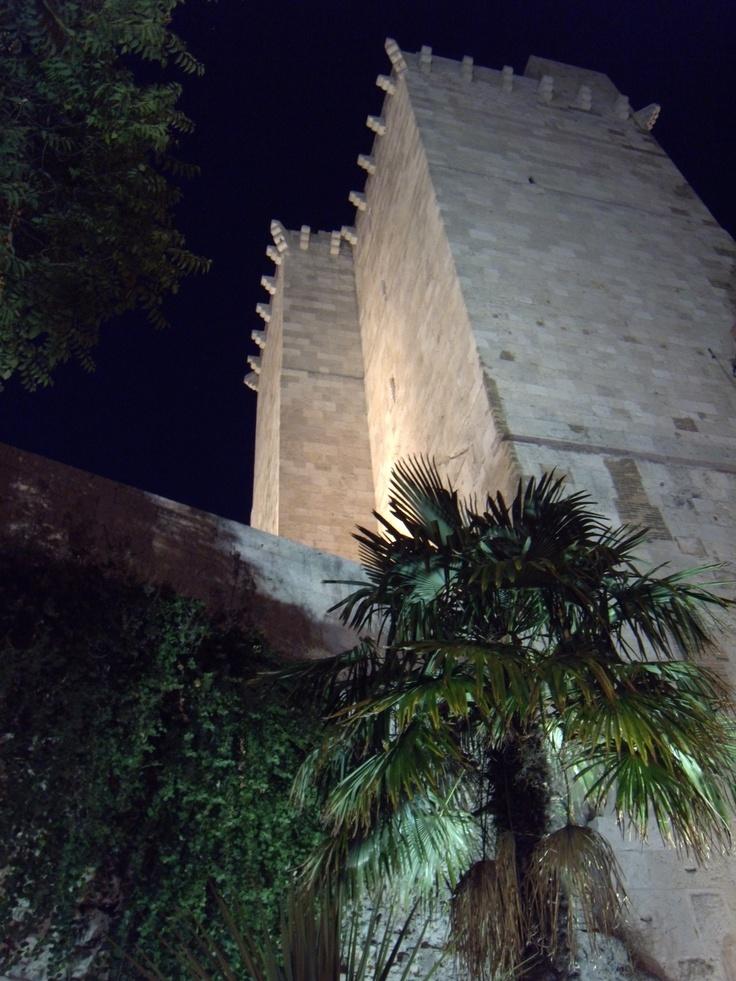 Torre di San Pancrazio (San Pancrazio's Tower), Cagliari, Sardegna - Italia