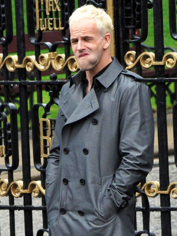 Trainspotting 2 pictures: Jonny Lee Miller does NOT look happy to ...