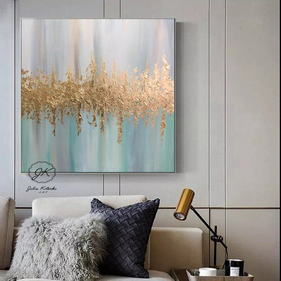 Frameless The Storm Oil Love Painting Classical Wall Art Canvas Picture Decor