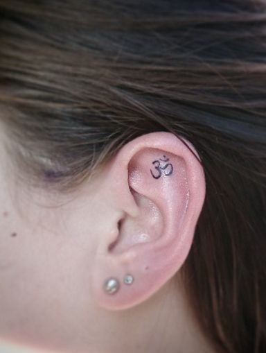 inner ear tattoo designs - Yahoo Image Search Results