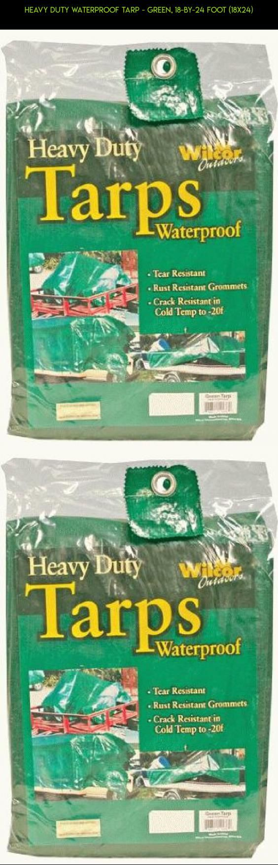 Heavy Duty Waterproof Tarp - Green, 18-by-24 Foot (18x24) #furniture #shopping #camera #technology #drone #racing #parts #fpv #gadgets #kit #patio #products #tech #plans #tarp