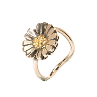 The Daisy Ring by Trollbeads