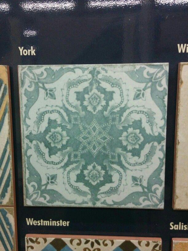 Topps tiles York