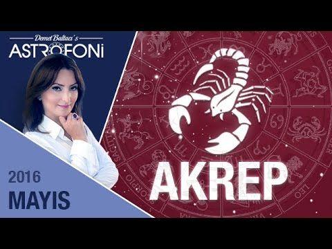 AKREP burcu aylık yorumu Aralık 2016
