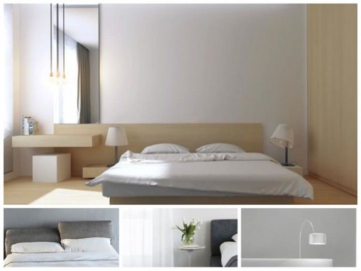 Ideas de habitaciones minimalistas rec maras bedrooms for Habitaciones minimalistas