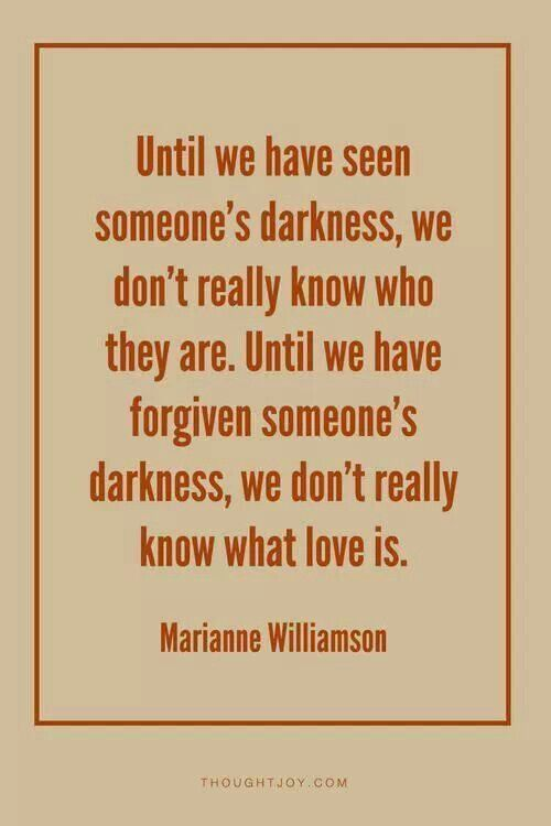 forgiveness quotes | Christ like Love l darkness l acceptance l friendship l loyalty