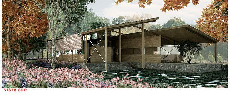 Galería - Cuatro destacados arquitectos chilenos son escogidos para proyecto Patagonia Virgin - 3