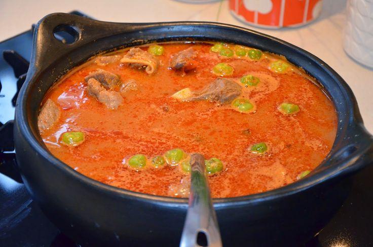Ndudu by Fafa: Light soup (Mutton)