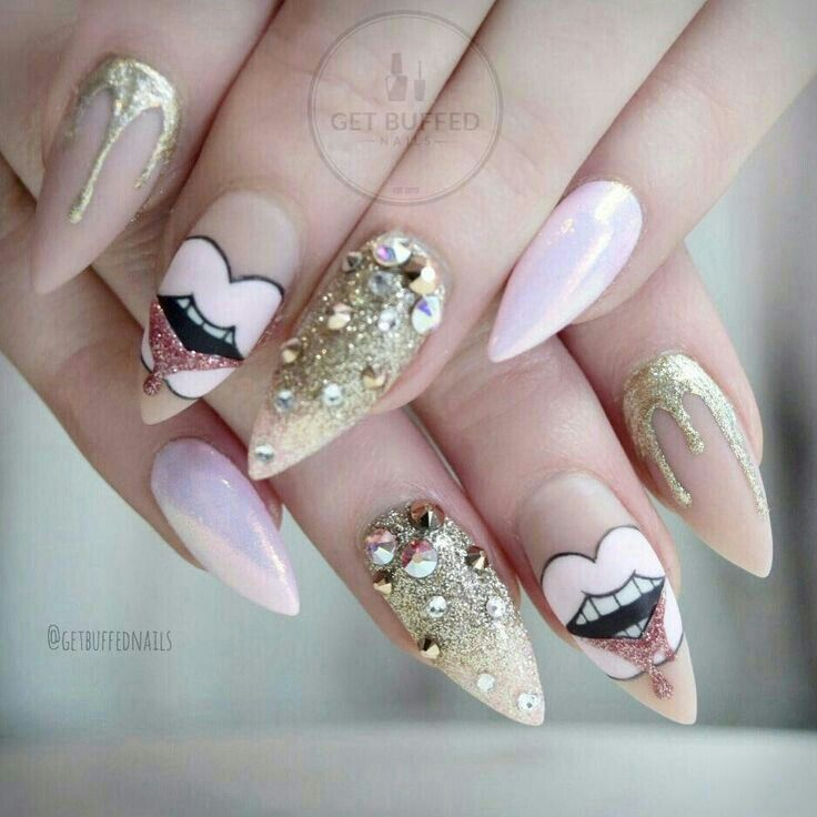 324 best Nails :3 images on Pinterest | Nail art designs, Acrylic ...
