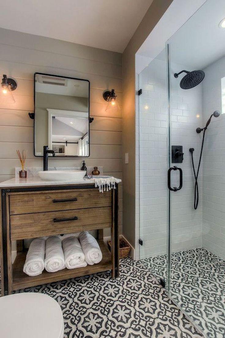 A small bathroom remodel can be deceptive