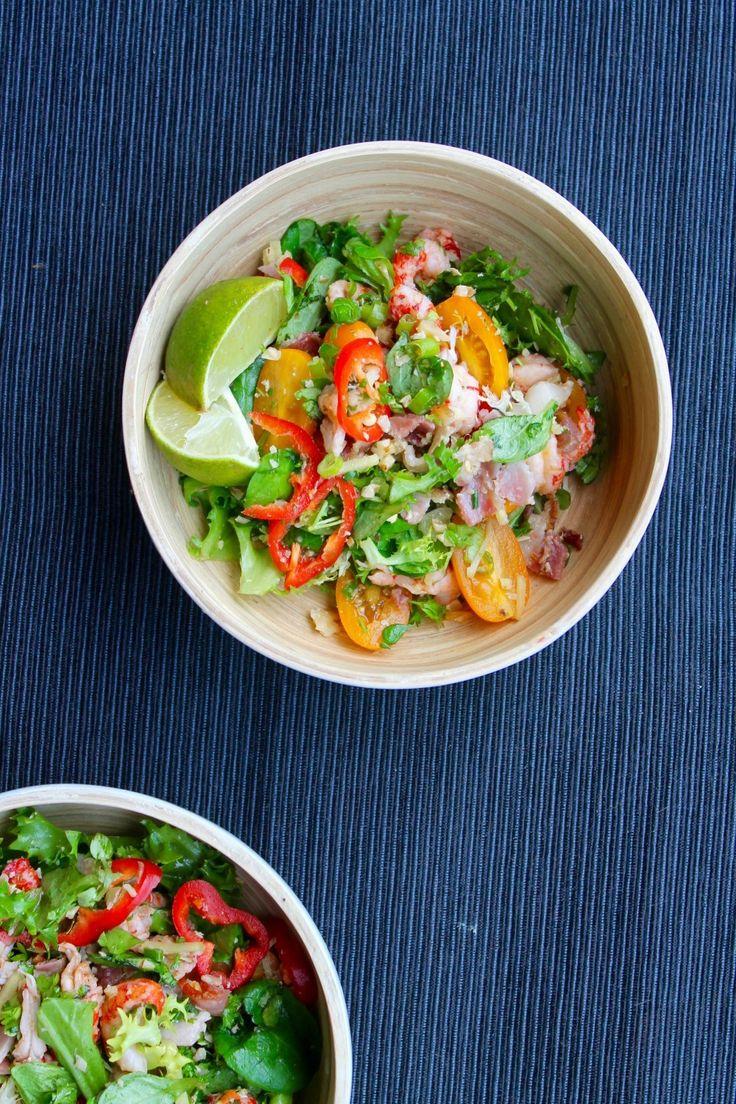 Crayfish Salad   The Yummy Truth