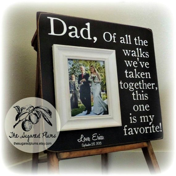 Father of the Bride  Father of the Bride Gift by thesugaredplums, $75.00  Amy - here it is!  They can change Dad to Grandpa